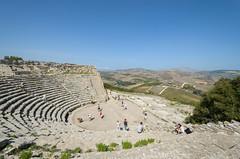 Teatro di Segesta (Andrea Frigerio - gigi260890) Tags: italy panorama landscape teatro nikon italia sicily monte nikkor sicilia paesaggio segesta trapani greco 1024 teatrodisegesta d7000