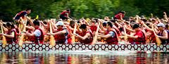 Close competition (Paul Henman) Tags: toronto ontario canada photowalk torontoislands 2016 torontointernationaldragonboatracefestival topw paulhenman torontophotowalks httppaulhenmanphotographycom topwdbrf16