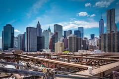 Brooklyn Bridge Views (MEL2YYZ) Tags: urban alpha nyc cities architecture sony a6000 city manhatten newyork
