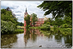 (unicorn 81) Tags: water germany palace schloss badmuskau frstpckler frstpcklerparkbadmuskau castleofbadmuskau