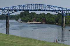 Towboat-Cumberland River_6735 (Porch Dog) Tags: bridge river highway kentucky steel steelbridge fx barge cumberlandriver towboat 2016 62641 garywhittington nikond750 nikon200500mm