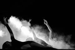 0197 - GD - Flickr (Grazia D'amato) Tags: danza dance ballerino ballerina ballerini dancer dancers spettacolo teatrale theathral show uomo uomini man men donna donne woman women fumo smoke palco stage mano mani hand hands braccio braccia arms arm