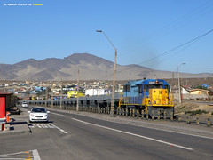 FERRONOR | HUASCO (EL MEJOR FLICKR DE TODOS!) Tags: huasco 2808 ferronor