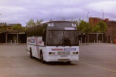 PARKS OF HAMILTON G970KTX (bobbyblack51) Tags: bus station volvo all glasgow transport hamilton parks nat national buchanan express welsh 1995 types paramount rapide plaxton of b10m60 g970ktx xl970