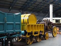 Stephenson's Rocket (Megashorts) Tags: york uk england museum yorkshire railway olympus pro f28 nationalrailwaymuseum omd em10 mzd 1240mm