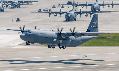 Dyess AFB Receives 27th C-130J Super Hercules