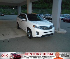 Century 3 Kia would like to say Congratulations to Rose Asturi on the 2014 Kia Sorento from Earl West Jr. (Century 3 KIA) Tags: new 3 west car century sedan truck wagon happy pittsburgh pennsylvania used vehicles pa delivery bday kia van minivan suv coupe dealership hatchback dealer customers mifflin shoutout 4dr 2dr preowned