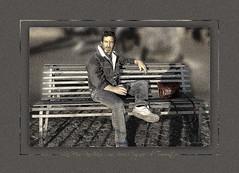 Stefano Carli - La mia panchina - Monte Compatri (Zingar@) Tags: italy parco italia tramonto belvedere monte angelo provincia fontana ghetto carli castelli stefano lazio zingaro romani paesi castelliromani 2013 provinciadiroma montecompatri parcocastelli lumonde zingar compatri monticiani stefanocarli comunedimontecompatri compatresi