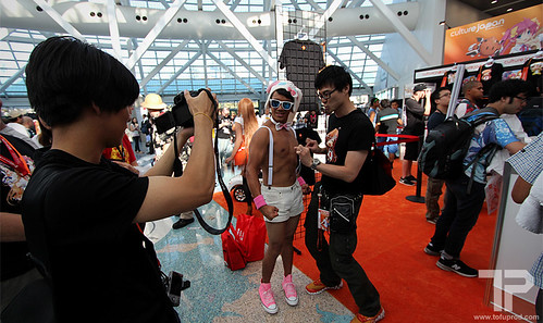 Anime Expo 2013 Day 1