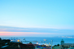 The view from my place, Valparaíso, Chile