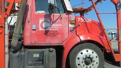 cassens transport co (timp37) Tags: truck illinois oak transport lawn july co 2013 cassens