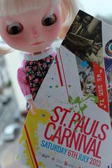 St. Pauls Carnival. Bristol.