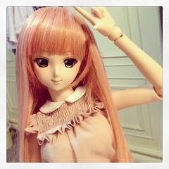 Rina-chanรายงานตัวค่าาา