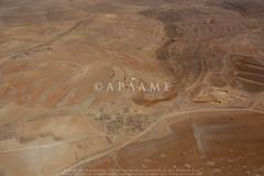 Shara Village 27 (Kh. Bīr Yābis) (APAAME) Tags: arnas25 ayltorasannaqabarchaeologicalsurvey megaj63975 aerialarchaeology aerialphotography middleeast airphoto archaeology ancienthistory