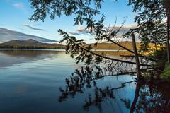 Meacham Lake (ransomtech) Tags: camping lake adirondacks campground meachamlake