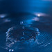 Wassertropfen - ein Experiment