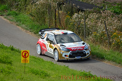 WRC Germany 2013 (Red Dragon Images) Tags: ford germany volkswagen fiesta citroen wrc polo trier c3 worldrallychampionship polor 2013