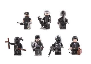 Blackwater USA - a Modern Warfare Barf