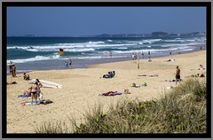 Surfers Paradise Beach-1=