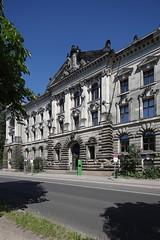 Wissenschaftszentrum Berlin (artenovaphotos) Tags: berlin architecture canon germany deutschland shift tilt tse 17mm davidbank