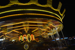 Carousel in Motion Blur (CoasterMadMatt) Tags: park nottingham autumn england motion blur english up night speed forest dark fun photography lights october neon slow ride time fairground photos britain go illumination 4th ground carousel fair goose illuminated steam east nighttime motionblur photographs round shutter british rides recreation lit merry coal friday merrygoround funfair midlands powered slowshutterspeed litup in inthedark eastmidlands gallopers goosefair coalpowered 2013 forestrecreationground steamcarousel nottinghamgoosefair coastermadmatt vision:sunset=058 vision:night=071 friday4thoctober
