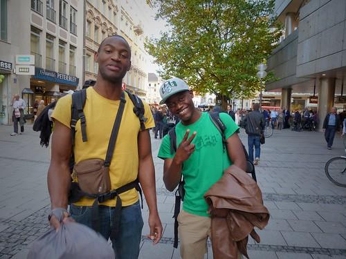 Prinsgui et Massa, Münich, Allemagne