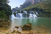 vl_02652 (Hanoi's Panorama & Skyline Gallery) Tags: water canon asian landscapes waterfall asia vietnam asean 6d việtnam 2013 caobằng bangiocwaterfall thácbảngiốc