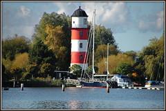 Deutschland / Bremerhafen / Leuchtfeuer Brinkamahof (berndwhv) Tags: deutschland bremen nordsee bremerhaven leuchtturm leuchtfeuer
