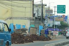 Margonda Raya - Depok | Perbaikan Drainase (Alviansyah K.) Tags: depok margonda perbaikan drainase