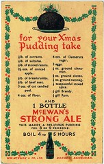 Archive Advent: 1 December (University of Glasgow Library) Tags: christmas xmas advent pudding business archives mcewans archiveservices businessarchives guarchives