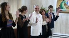 Bodas de Plata (Goyo y Mayte) Tags: aniversario de y maria iglesia plata teresa maite bodas pea gregorio sanchez parroquia mayte goyo lobato 2013 berjn reinadelosngeles