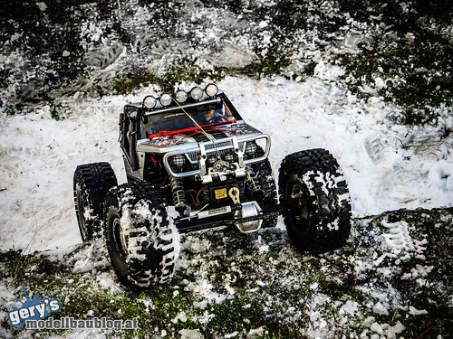 "Axial Wraith in ""First Snow""!"