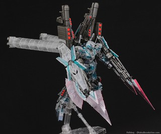 MG Clear Full Armor Unicorn - Snap Fit 6 by Judson Weinsheimer