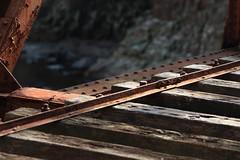 Old Railway Bridge (imoan70) Tags: japan railway takedao