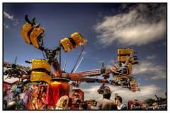 FUNFAIR . ST HELENS SHOW (Derek Hyamson (5 Million views)) Tags: festival liverpool sthelens merseyside sherdleypark sthelensfestival2010
