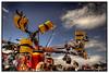 FUNFAIR . ST HELENS SHOW (Derek Hyamson) Tags: festival liverpool sthelens merseyside sherdleypark sthelensfestival2010