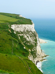 Dover Cliffs (MattsPhotosnaps) Tags: england cliff white beach coast gallery top south cliffs east dover mattsphotosnaps