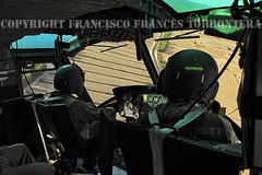 COPYRIGHT FRANCISCO FRANCS TORRONTERA. (2) (OROEL (Francisco Francs Torrontera)) Tags: bell huey helicopter helicopters bellhelicopter uh1 uh1h uh1huey spanisharmy famet militaryhelicopters belluh1hhuey spanisharmyhelicopter