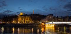 Lyon - Night Light (Morris Ng) Tags: france lyon scenic rhonealpes