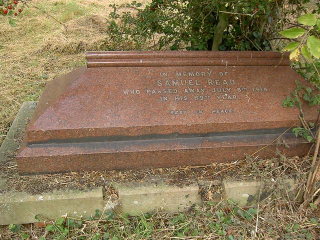 samuel_read_headstone