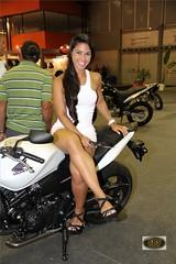 Salão Bike Show 2014 - As Musas do Salão (cavalcanti.tony) Tags: show bike do 2014 salão musas as