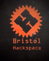 Bristol Hackspace (ghp-1968) Tags: light digital bristol wand dlw hackspace digitallightwand {vision}:{sky}=074 {flickriosapp}:{filter}=nofilter {uploaded}:{by}=flickrmobile