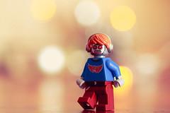 Lego Minifigure (*DollyLove*) Tags: macro canon movie robot lego bokeh 100mm 28 minifigure 70d