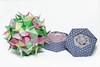 Сладкая парочка ФМ (Maslova Alina) Tags: rose soap flora origami box kusudama tomokofuse ekaterinalukasheva