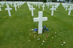 Amerikaans kerhof, Normandie