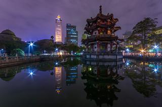 Symmetry, Taipei Night