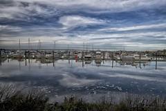 DSC_5644 (RHMImages) Tags: ca blue sky water clouds marina landscape bay nikon shoreline martinez d600