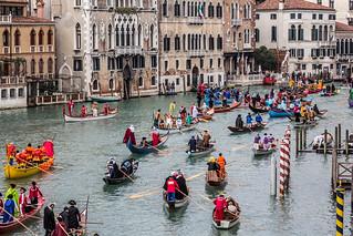 Venetian party