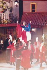 El Conjunto Maucó interpretando Música y Danzas de Chile. Festival de Olmué.