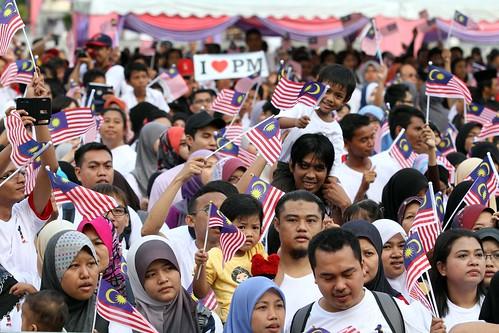 Program Jom Ceria di Putrajaya